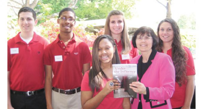 New book becomes drug  prevention tool for schools