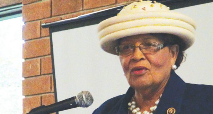Rep. Adams introduces legislation to name Winston-Salem post office after Maya Angelou