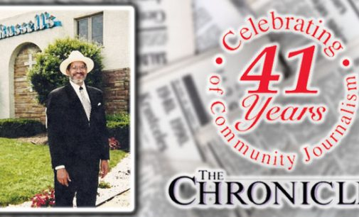 The Man with Anointed Hands: Carl Russell, Jr. of Russell  Funeral Home passed