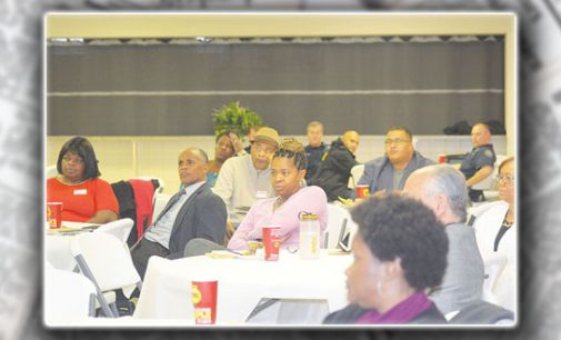 Conference addresses gang-related issues