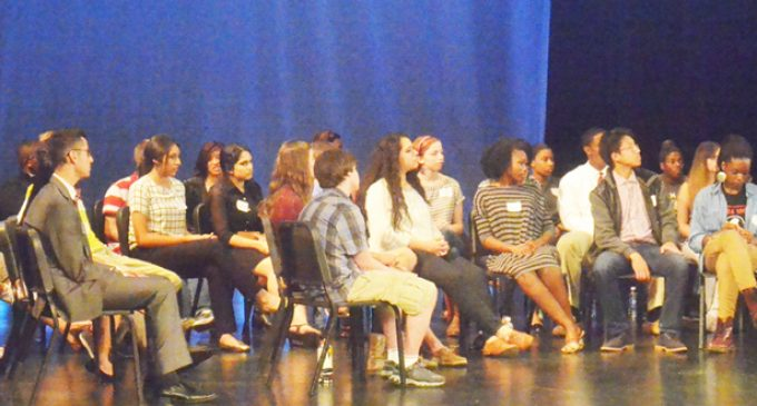 Local students discuss race and equity during annual forum