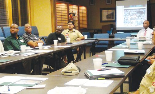 Help youth through Boy Scouts, former coach says