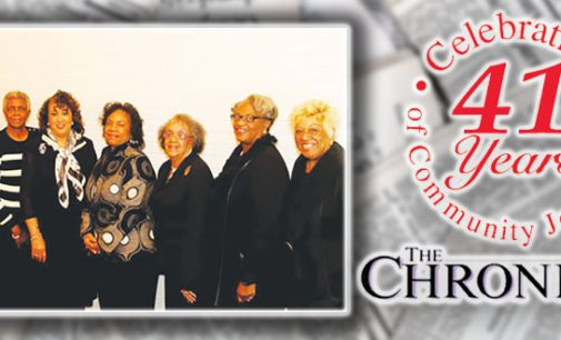 Women's club supports scholarships, other causes