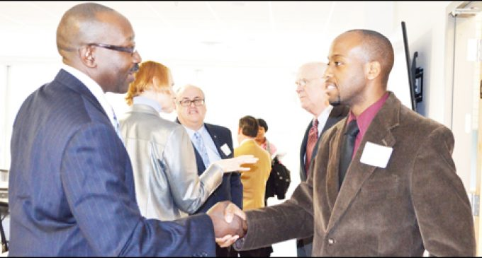 Chamber members engage in Q&Awith top law enforcers
