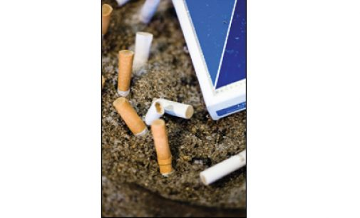 Anti-smoking efforts ignore blacks