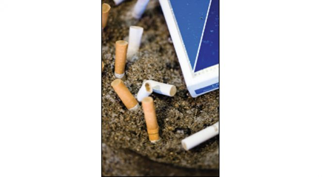 Anti-smoking efforts ignore blacks