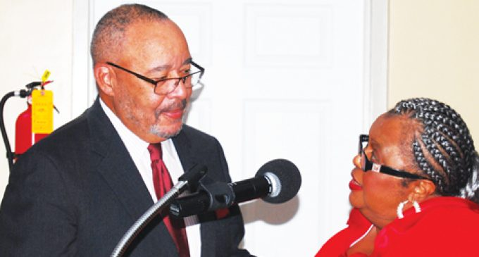 Class of '64 gives back to WSSU