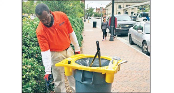 Ambassadors to make  downtown cleaner, friendlier