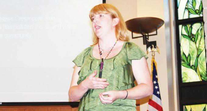Speakers: Coal ash threat real