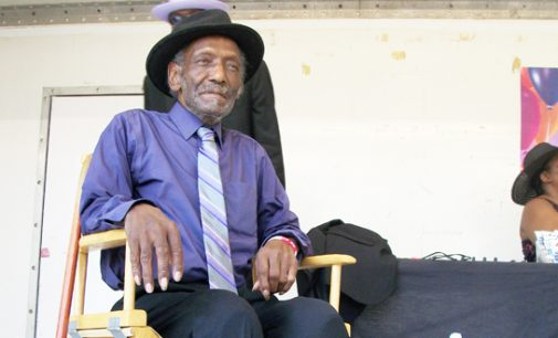 2nd annual parade, 10th cookout honoring community legend draw more than 2,000