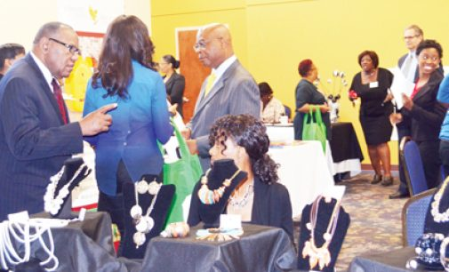 Expo Makes Grand Debut