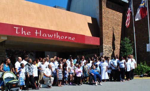 Barber Family gathers in Winston-Salem