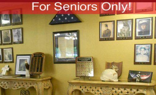 Creekside Terrace Honors Veterans