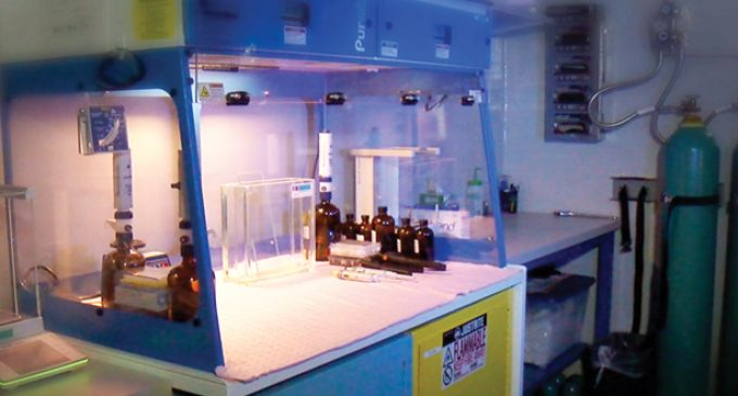 New Winston-Salem crime lab to speed up drug, alcohol testing