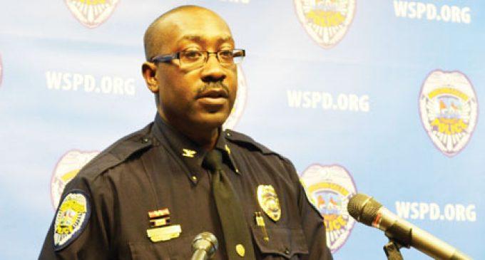 Community leaders address city's crime stats