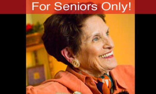 Senior Spotlight: Shirley Deane
