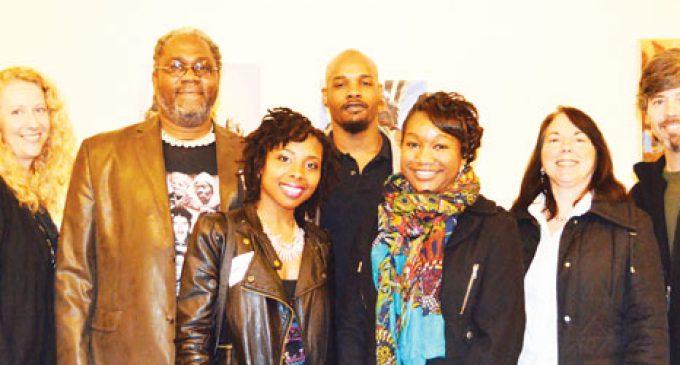 Delta exhibit features black artists