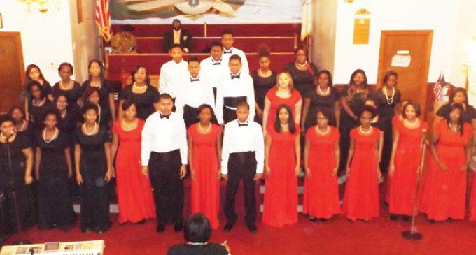 Diggs Memorial fetes leaders at BHM program