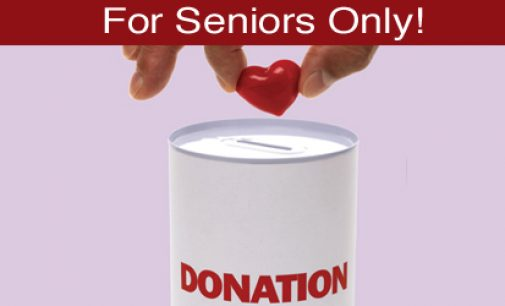 For Seniors Only: Gratitude with Wisdom