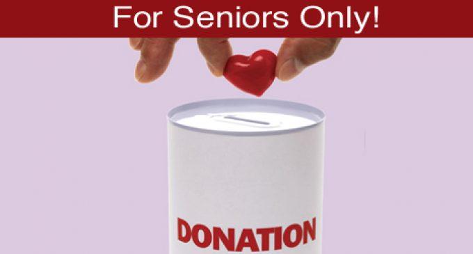 For Seniors Only: Gratitude with Wisdom