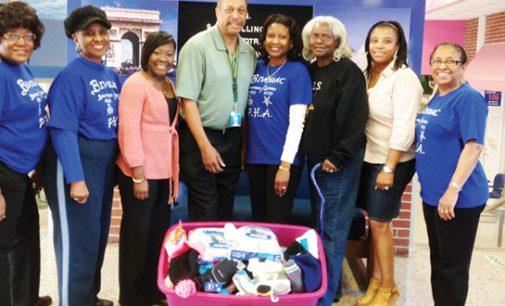 Eastern Stars donate to Ashley