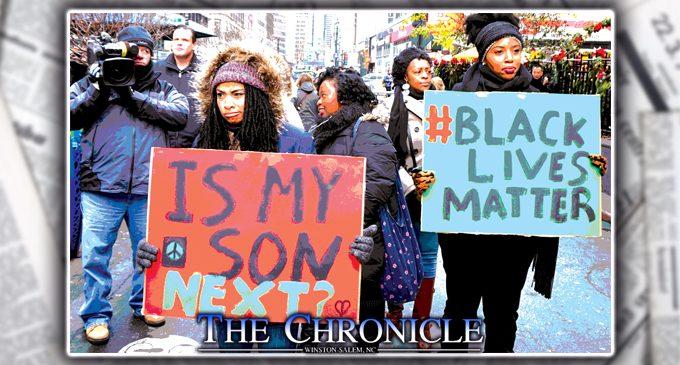 The Black Lives Matter movement should broaden its perspective