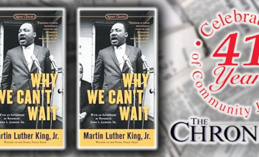 Commentary: Dr. King inspired me to keep going in life
