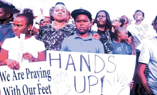 Commentary: Ferguson is still everywhere if you're Black