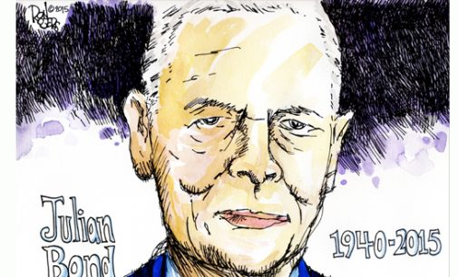 Commentary: Civil rights leader Julian Bond: an American revolutionary