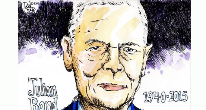 Commentary: Civil rights leader Julian Bond: an American revolutionary