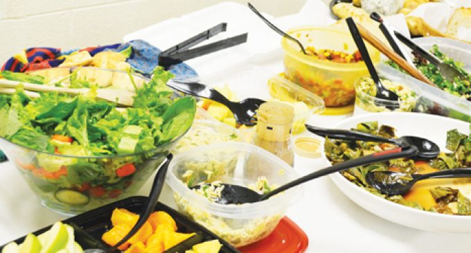 First in series of feasts aims to start conversations