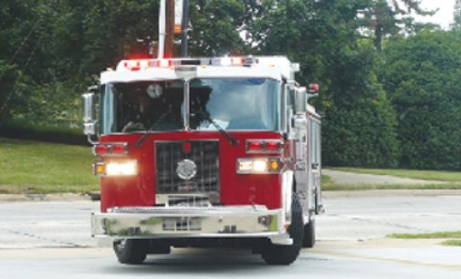 Fire Stations soliciting donations