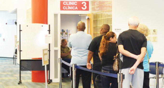 Health Department begins giving free flu shots