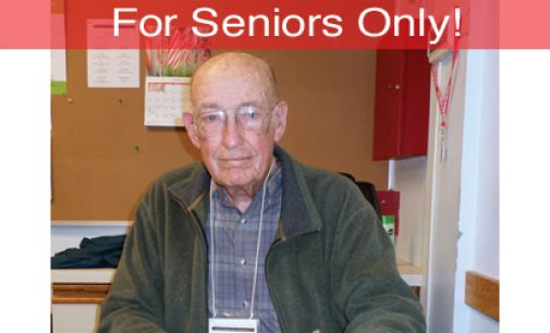 For Seniors Only: Golf & Volunteering