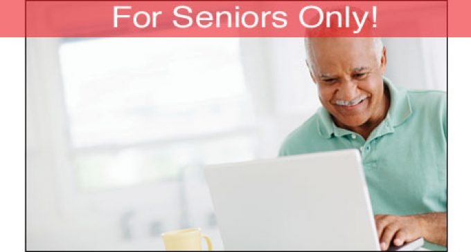 """For Seniors Only: When Seniors """"Click"""" Staying Safe When Looking for Love Online"""