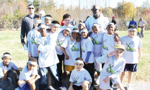 Fun fitness program challenges local boys