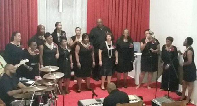 Goler Memorial A.M.E. Zion Church Prison Ministry Choir 24th anniversary