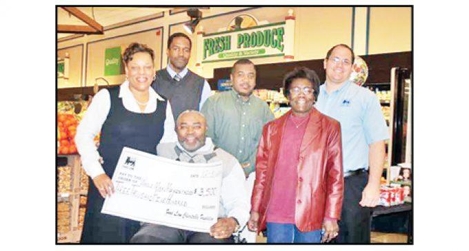 Grant supports church's feeding, nutrition programs