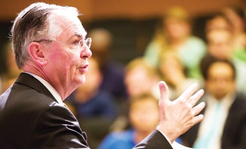 Panel to discuss  Wake Forest president's book
