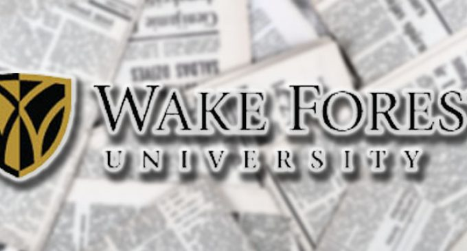 Wake Forest offers tips for mentoring