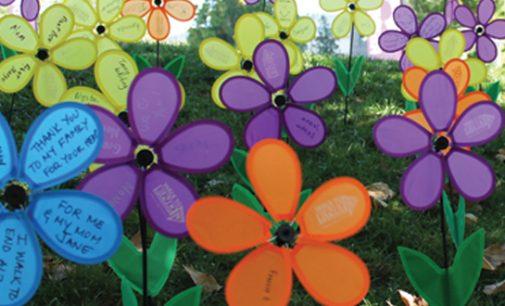 Alzheimer's walk at Tanglewood Park to raise money, provide reflection