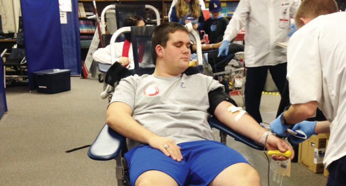 Students who host blood drives could win Red Cross scholarship