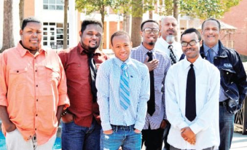 DCCC students attend WSSU hip hop conference
