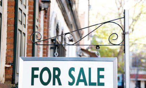 Local home sales are on the rise