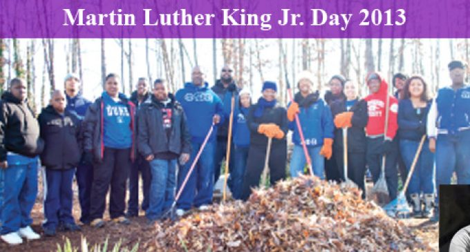 In Honor of Dr. King