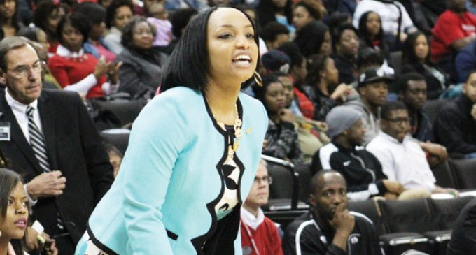 Winston-Salem resident coaches  undefeated  Livingstone women