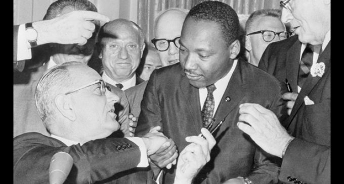 Column: Restore the Voting Rights Act of 1965