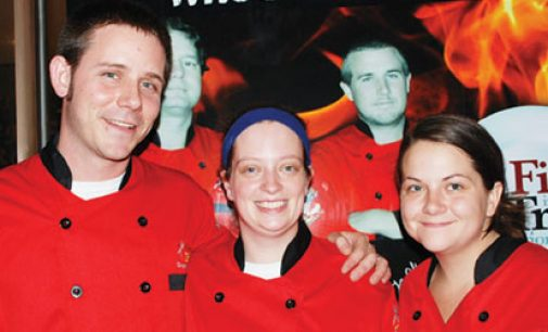 Local chef out cooks competition