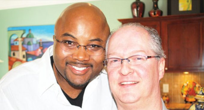 Column: Two Fathers, No Shortage of Love