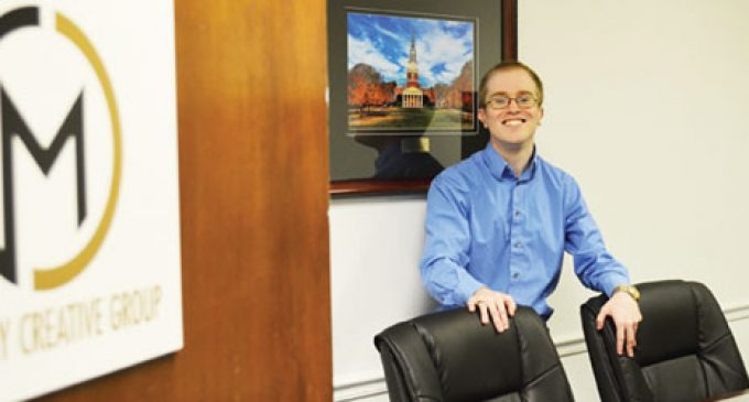 Entrepreneur calls his successes a tribute to 'beating the odds'